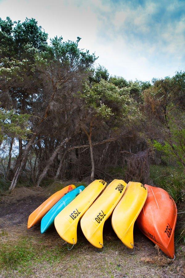 Riverside-Retreat-Walpole-Chalets-Canoeing